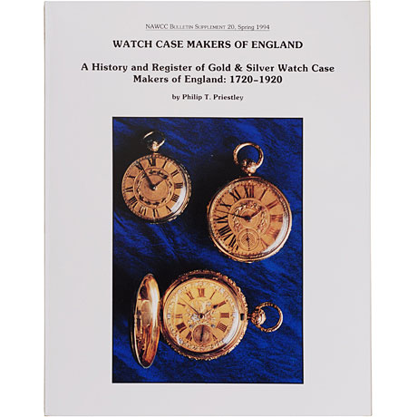 Watch Case Makers of England