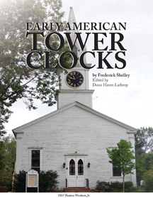 Early American Tower Clocks, Softcover