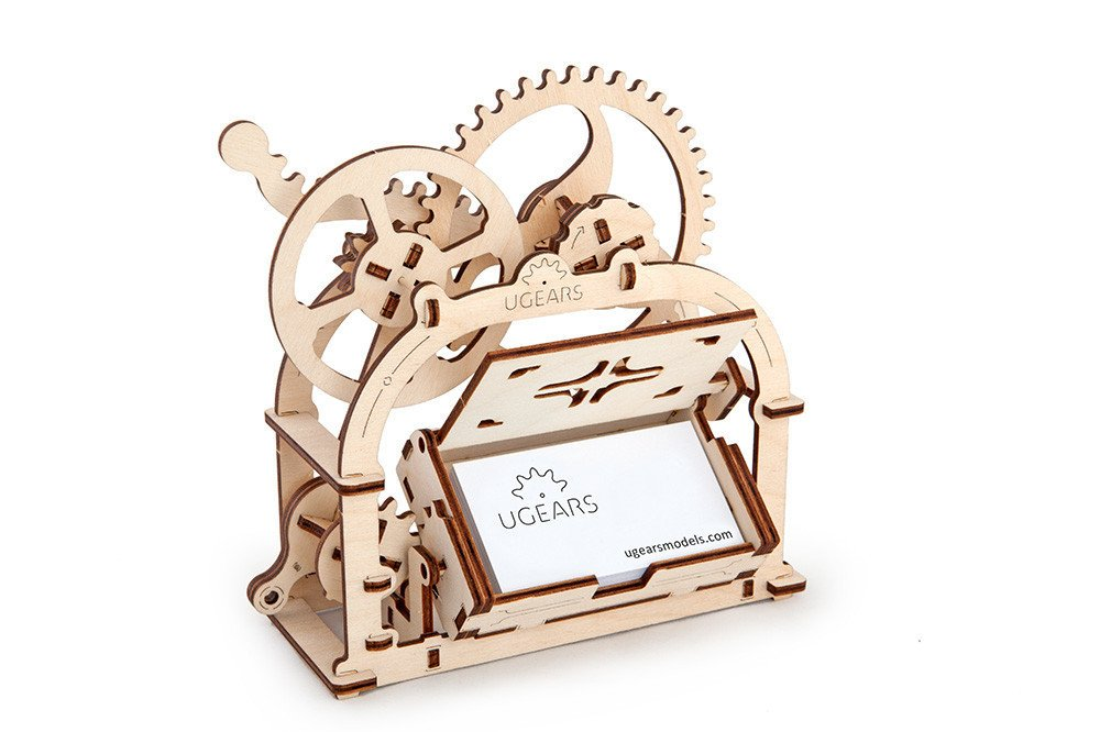 UGEARS Mechanical Etui/Box