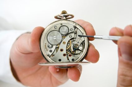 Servicing a Pocket Watch for the Beginner I WS-111
