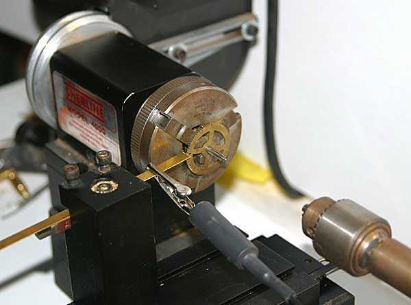 Using the Micro Lathe for the Beginner WS-117
