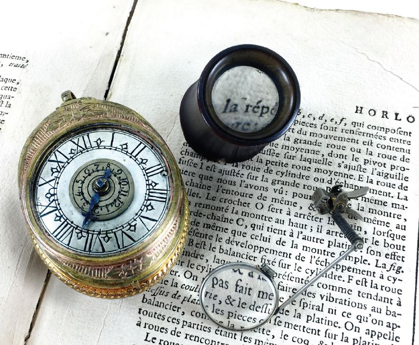 Evaluating Time: Pocket Watch and Wristwatches (TM)