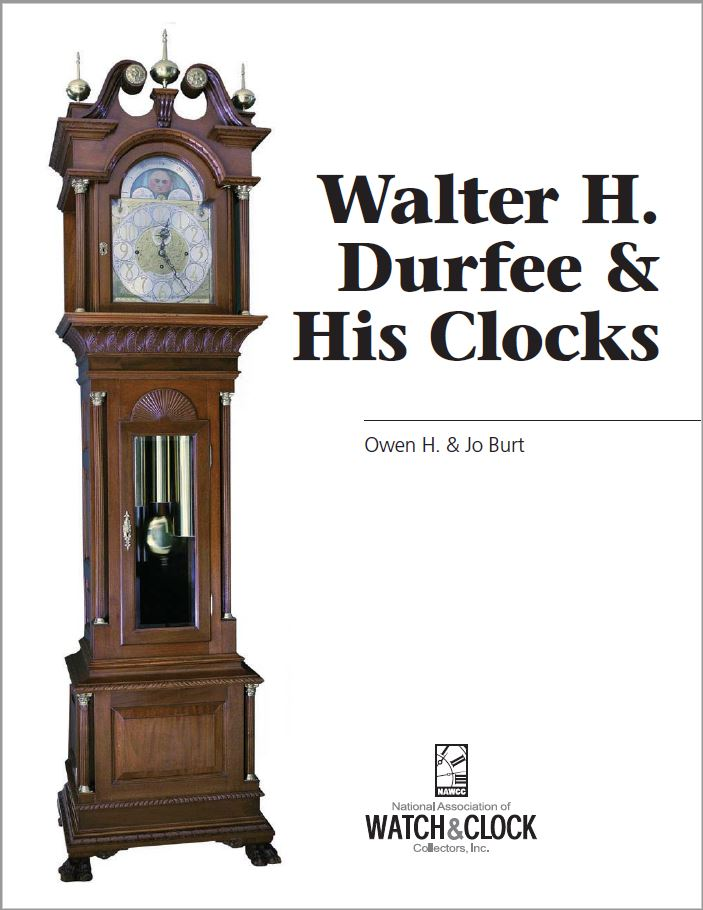 Walter H. Durfee & His Clocks
